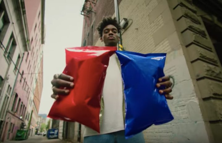 Doritos ad ditches logo to target brand-weary Gen Z