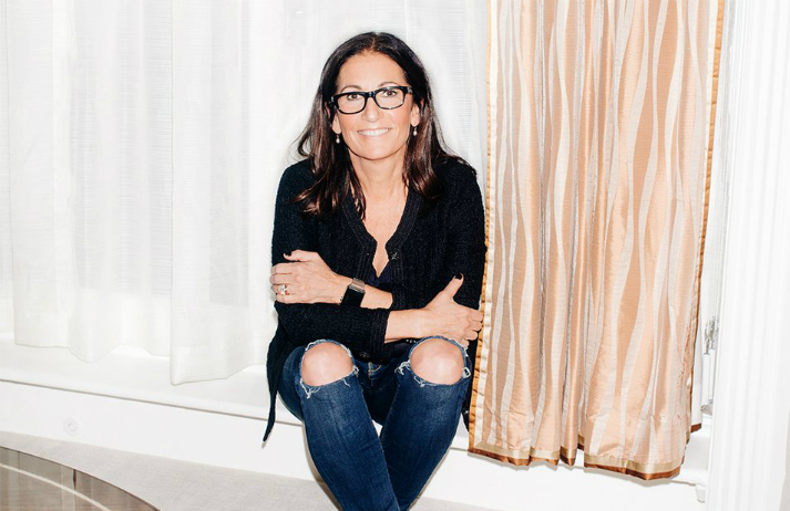 For cosmetics guru Bobbi Brown, beauty starts from the inside