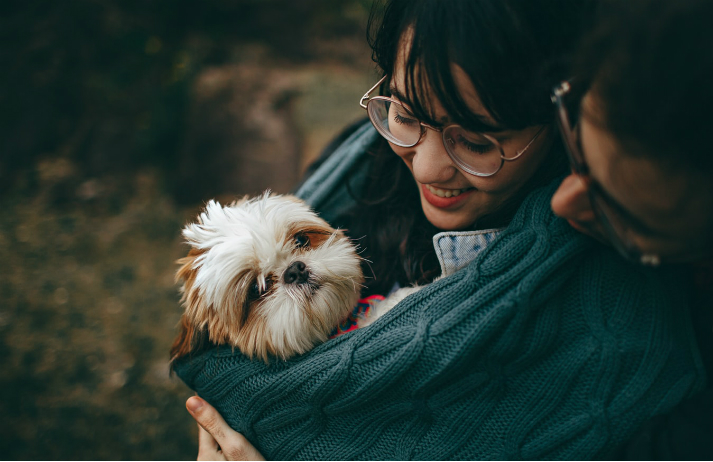 Britons seek company from pets during isolation
