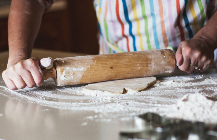 'Stress baking' eases Americans' COVID-19 worries
