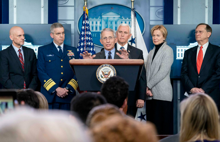 What has got Americans stanning Dr. Anthony Fauci?