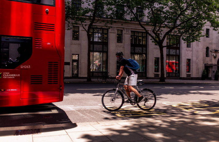 How might city-dwellers get around post-pandemic?