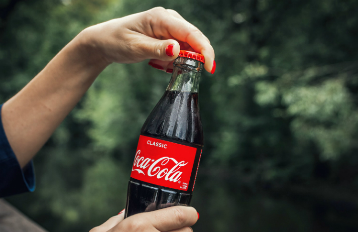 Crypto gives Coke vending machines a touchless update