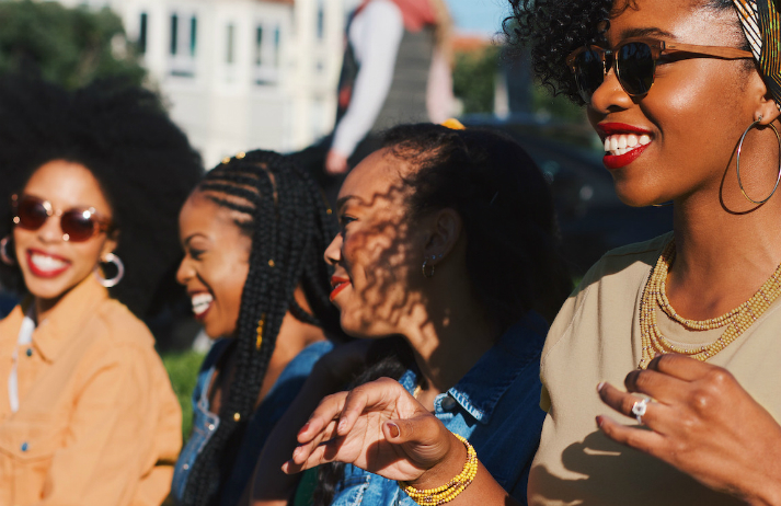 How is Naza Beauty changing the game for afro-textured hair?