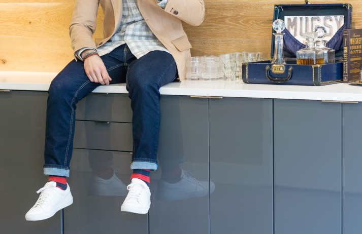 Antiviral jeans give fashionistas peace of mind