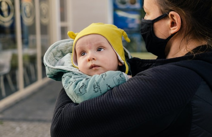 Postnatal depression spikes as COVID-19 affects new mums