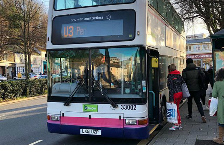 First Bus booking facilitates pandemic-friendly travel