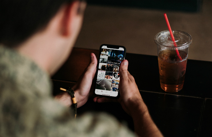 Do people crave connection or distraction on social channels?