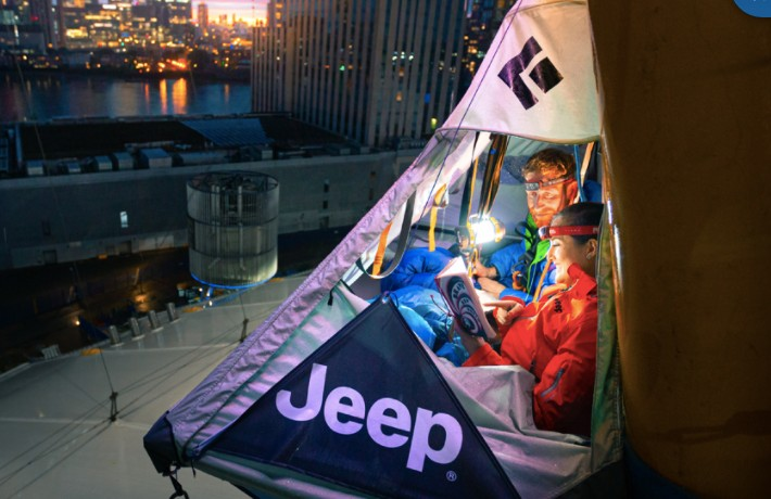 Jeep's O2 adventure elevates the staycation experience
