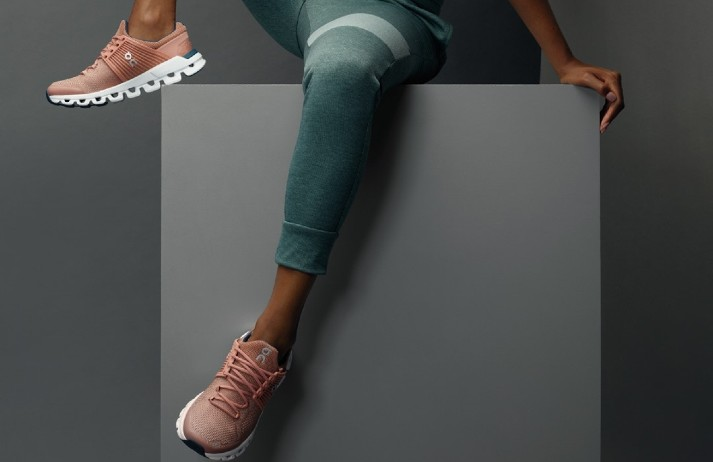 On shoe subscription creates endless recycling loop