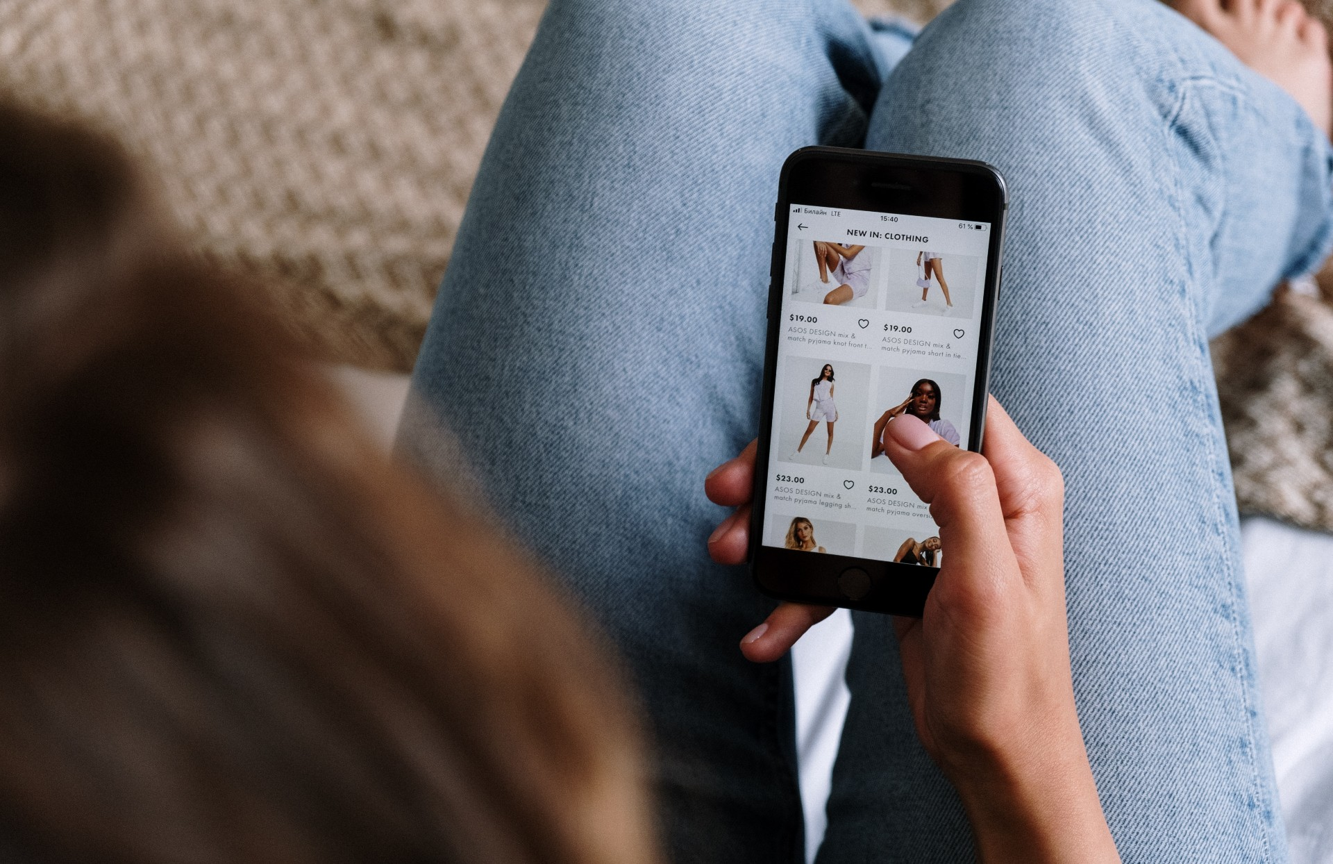 People are getting addicted to easy online shopping