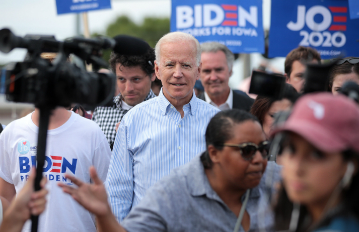 Can Joe Biden Merch help to up the cool factor of the candidates?