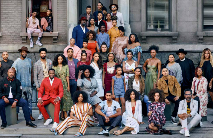 How is Strong Black Lead upping representation for Black content?
