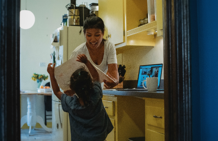 People need flexible work policies to juggle parenting and caregiving