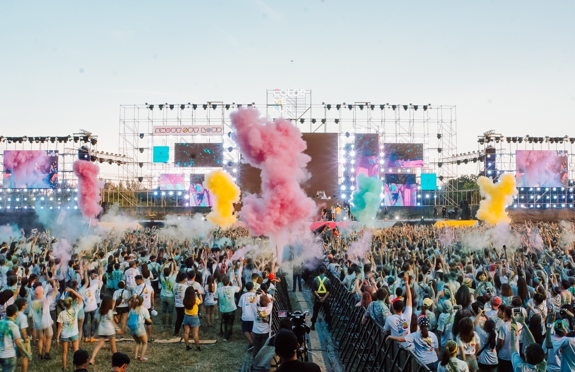 Festival-goers feel confident about summer events
