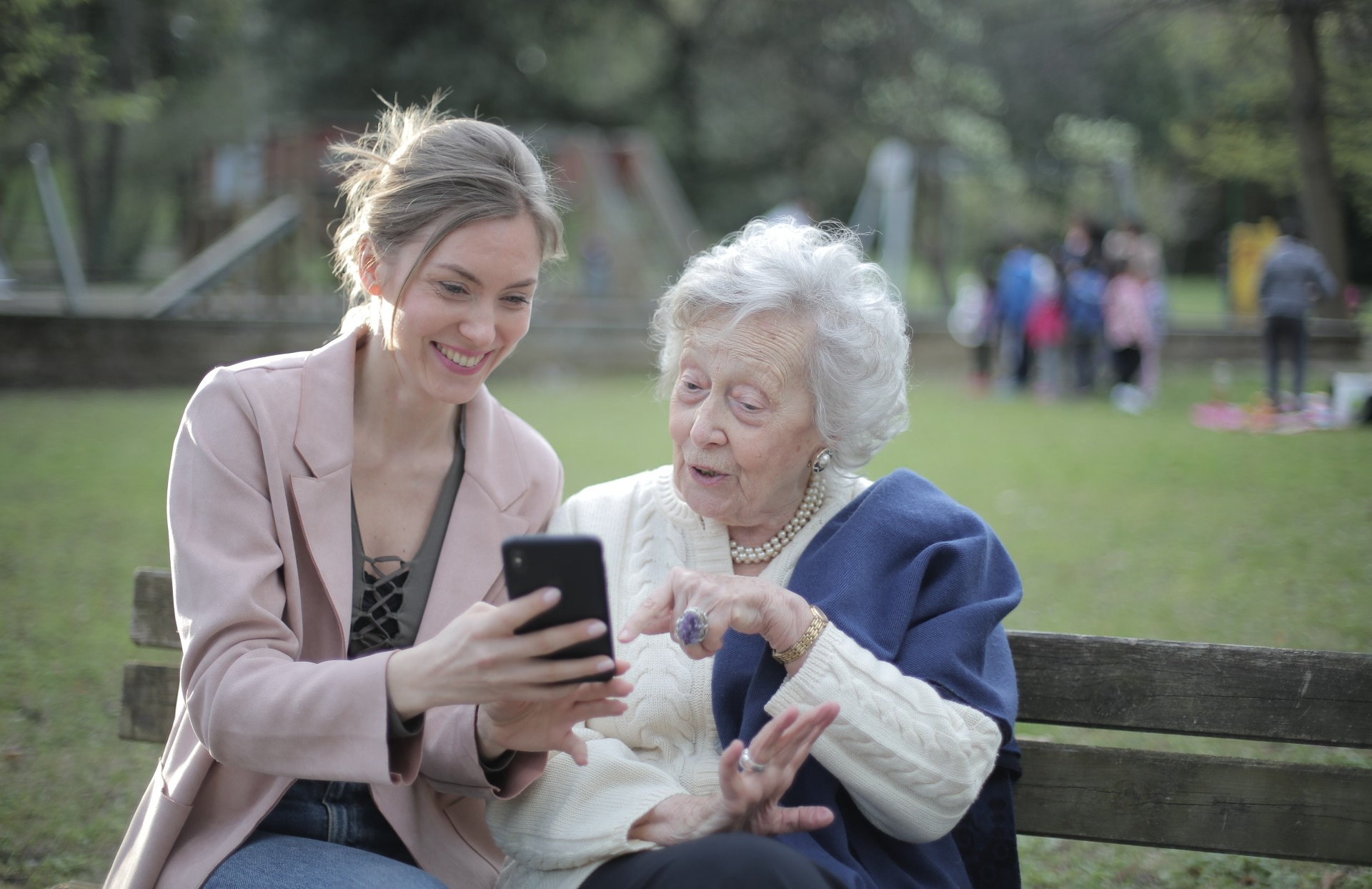 Older adults set their sights on lively city centres