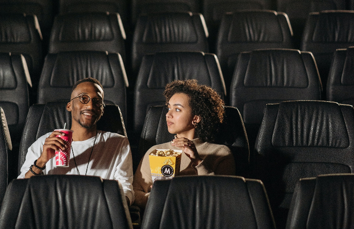 Americans are ready to return to the movie theater