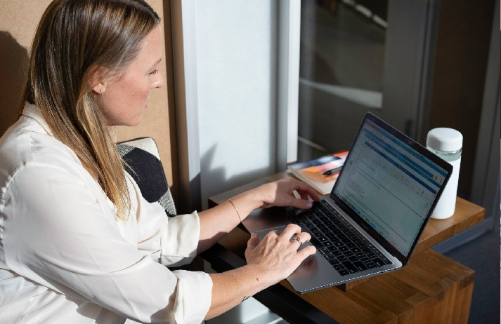 WFH women report sexual harassment from colleagues