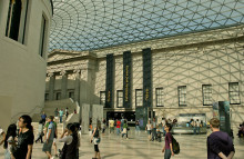 Take a tour of the British Museum online