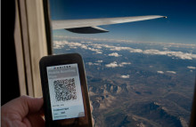 Frequent flyers turn to travel apps