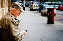 Older people are averse to upfront costs
