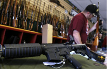 What a 24-hour QVC for firearms says about America