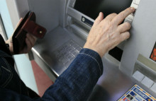The humble cashpoint gets a modern makeover