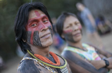 Game offers insight into life in a Brazilian tribe