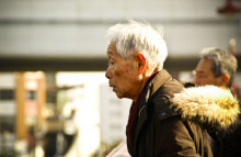 Japan has a silver-haired workforce