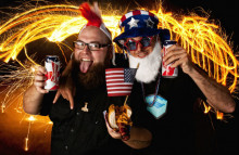 Budweiser rebrands its beer 'America'