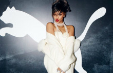 Rihanna empowers women with Puma
