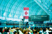 Air Canada taps into Americans' anxieties