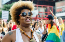 LGBTQ women don't feel welcome at Pride
