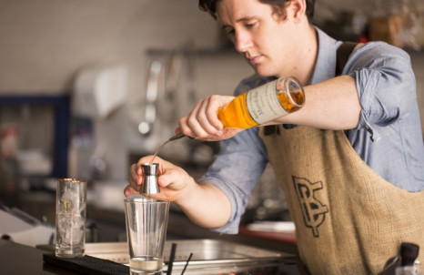 Bad Frankie serves up Tasmanian whisky and toasted sandwiches
