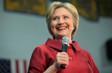 Hillary Clinton has launched a podcast