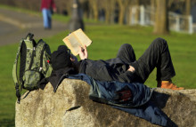 Americans are reading more non-fiction