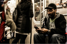 NYC's Subway Reads offers literature on the go