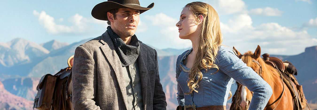 Will theme parks in the future look like Westworld?