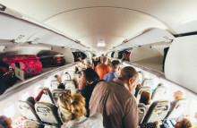 More people are behaving badly on planes