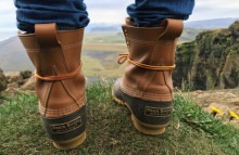 L.L. Bean's snow boots are selling out