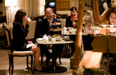 Luxury all over the world is influenced by Britain