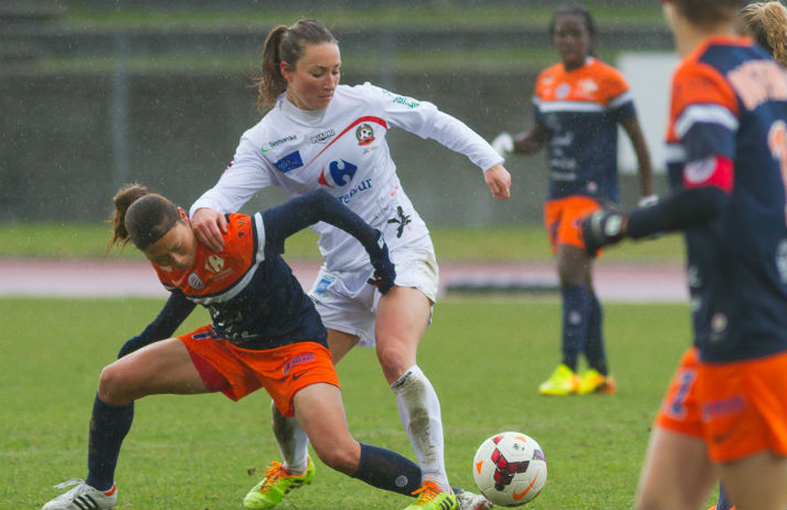 Raising the profile of French women's sport