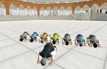 More pilgrims are making virtual holy journeys
