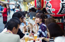 'Premium Friday' encourages Japanese people to work less