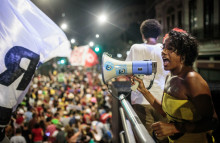 Brazilians are using carnival to protest