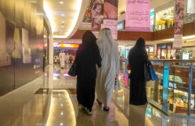 Shopping is an expensive hobby in the UAE
