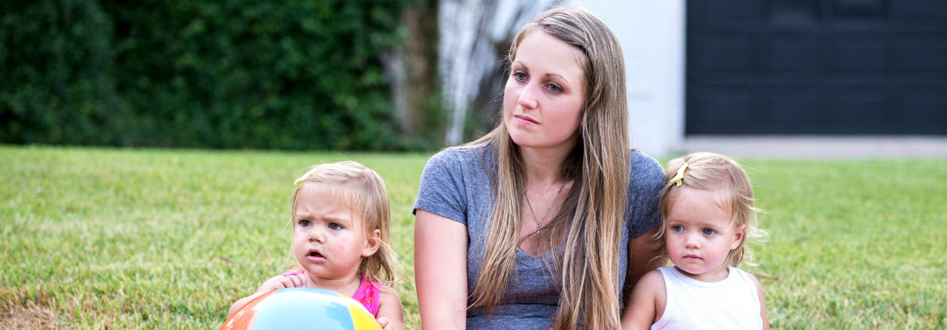 Why people are discussing the dark side of parenthood