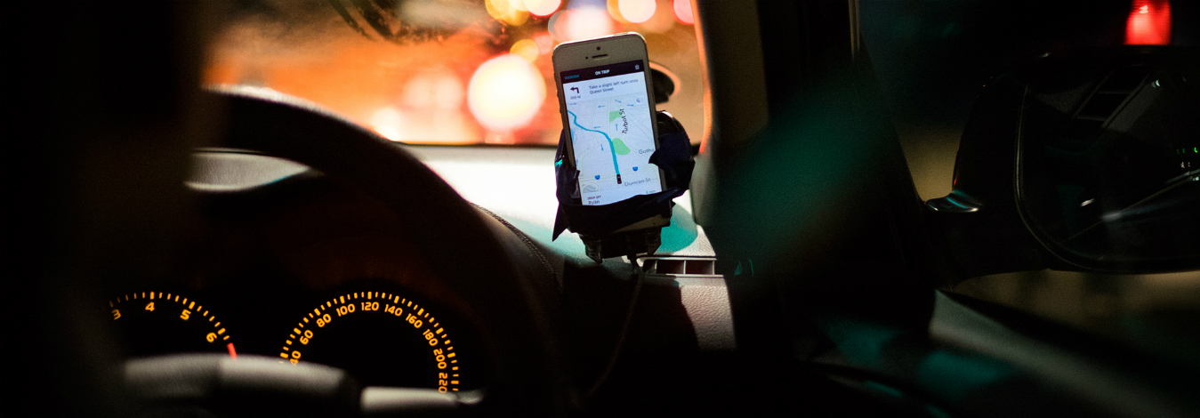 Uber is nudging its drivers to complete more rides