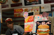 The problem with Japanese fast food