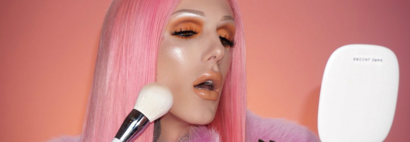 Jeffree Star is a make-up maven who's challenging gender norms